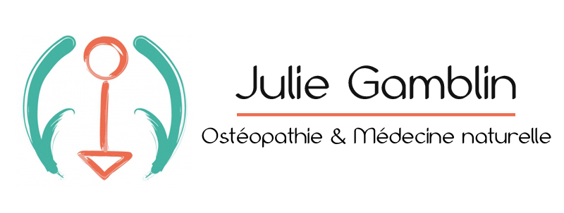 Julie Gamblin – Osteopathie & médecine naturelle